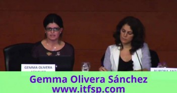 "Conferencia de Gemma Olivera Sánchez en ""Fòrum Dona i Menopausa"""