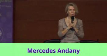 """Conferencia de Mercedes Andany en """"Fòrum Dona i Menopausa"""""""