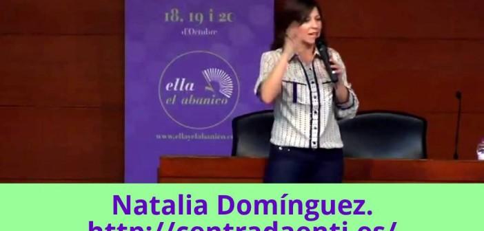 """Conferencia de Tena Lady en """"Fòrum Dona i Menopausa"""""""