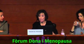 Video Inauguración Fòrum Dona i Menopausa