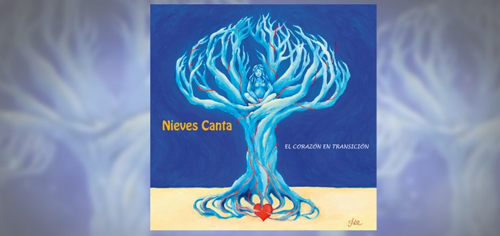 """""""El corazón en transición"""" de Nieves Canta."""