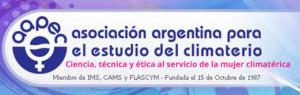 ASOCIACIÓN ARGENTINA PARA EL ESTUDIO DEL CLIMATERIO (AAPEC)