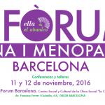 IX Fòrum Dona i Menopausa