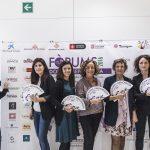 Montse Roura, la Dra Mila Martinez y el equipo de Bioibérica