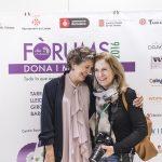 Montse Roura y Leonor Sedó de 39 y Más.