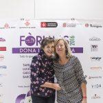 Montse Roura y Marta Figueras
