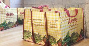 ¡Las bolsas de regalo!!