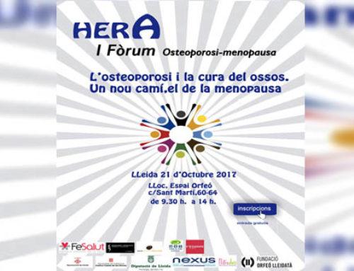 I Fòrum osteoporosi-menopausa