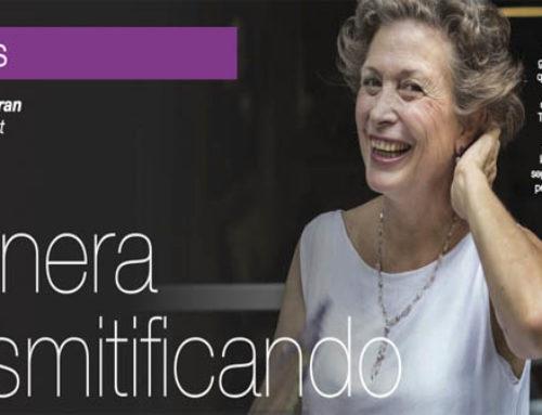 Pionera desmitificando la menopausia. Introversión