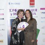 Junto a Vanessa Fariña de entremayores, uno de nuestros colaboradores