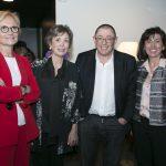 Rosario Castaño, Montse Roura, Santiago Palacios y Matilde Fernández