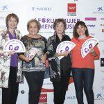 Assumpta Serna, Concha Gomez, Montse Roura y ángelica Corral