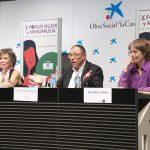 Santiago Palacios reivindicando el papel de la mujer