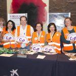 Sin olvidar a nuestros fantásticos voluntarios de Voluntarios x Madrid