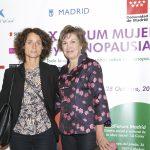 Monica Navarro de Bioiberica junto a Montse Roura