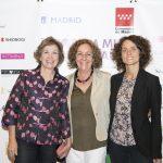 Montse Roura, Mila Martinez y Monica Navarro