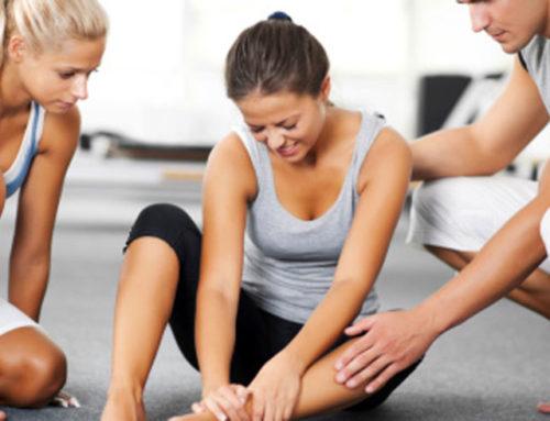 Lesiones de tobillo: Causas y tratamiento