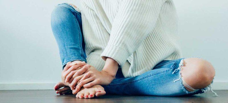 Rodillas-menopausia