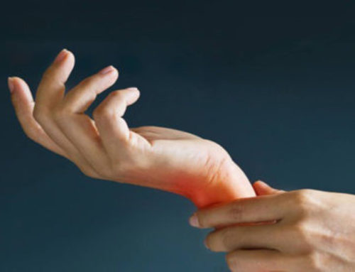 ¿Te duelen las manos?