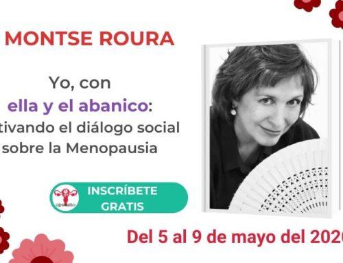 Conversación Acalorad@con Montse Roura