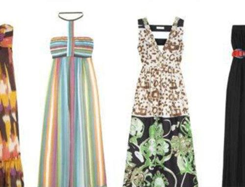 Los vestidos para el verano