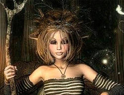 Lo que realmente significa ser una bruja.
