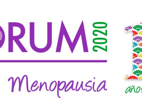 Abiertas las inscricpiones FÓRUM MUJER y MENOPAUSIA 2020