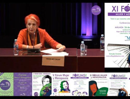 Rosa Mª Calaf y Dr Santiago Dexeus