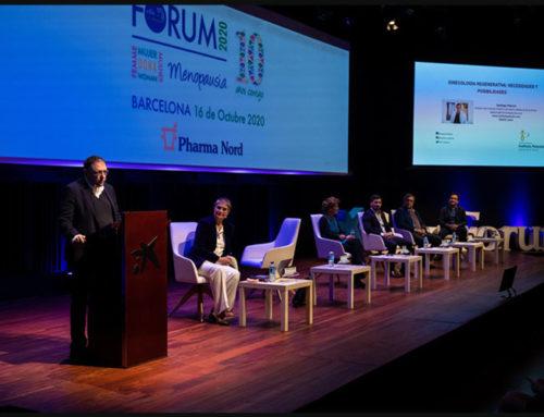 """Dr. Santiago Palacios """"Ginecología Regenerativa: novedades y posibilidades"""". 3º vídeo/FDMM 2020."""