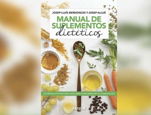 Manual de suplementos dietéticos